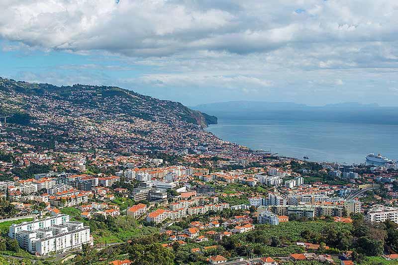 ท่องเที่ยว Madeira ทะเลล้อมรอบ ประเทศโปรตุเกส