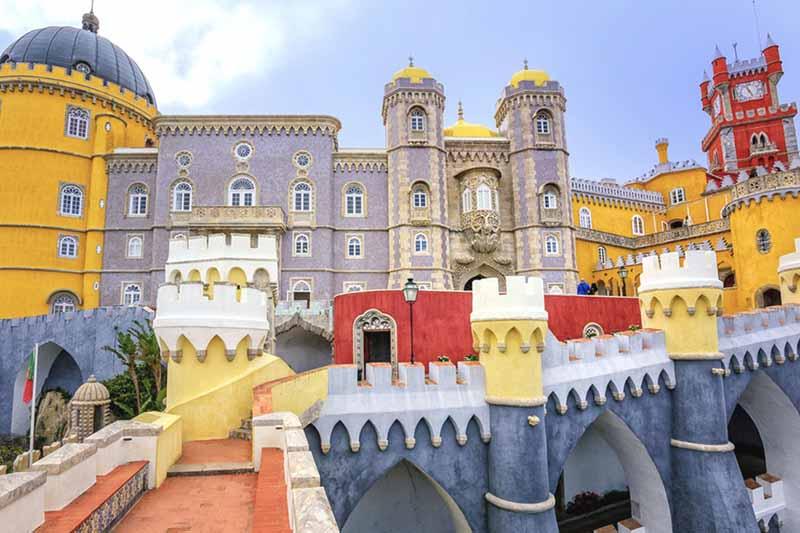 เที่ยว ซินตรา ประเทศโปรตุเกส พบเมืองสวยงาม บรรยากาศสดชื่น